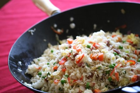 Chinese Fried Rice Recipe Cook Chinese Fried Rice