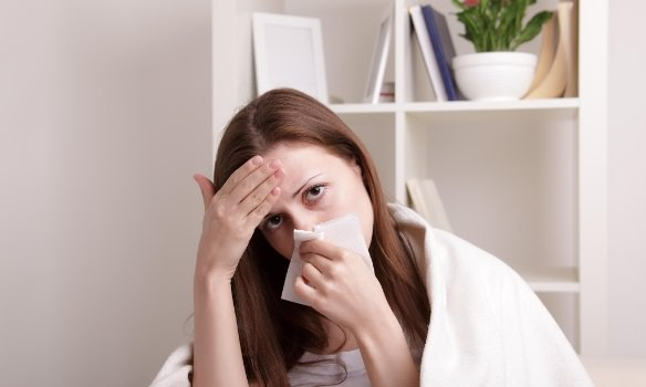 Clear Stuffy Nose Home Remedies
