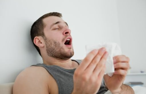 how to stop sneezing - stop sneezing fits or attack