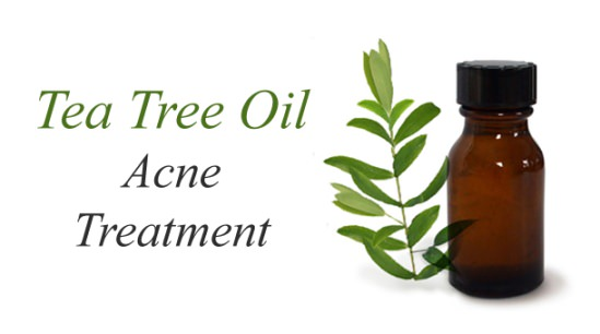 Use Tea Tree Oil for Acne and Acne Scars Treatment