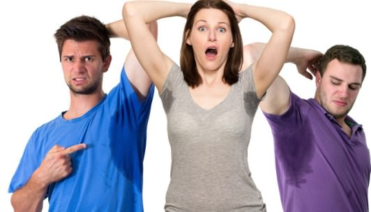 Home Remedies to Stop Excessive Sweating
