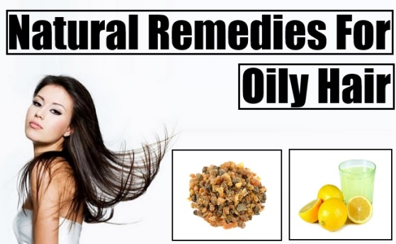 Home Remedies for Oily Hair Treatment at Home