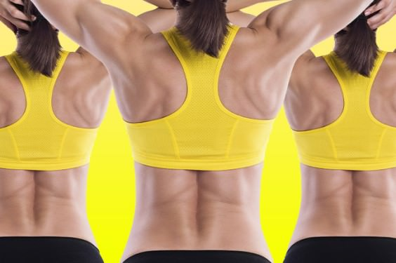 Best Exercises To Reduce Back Fat Fast