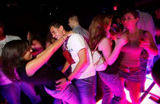 How to Dance with a Girl in a Club