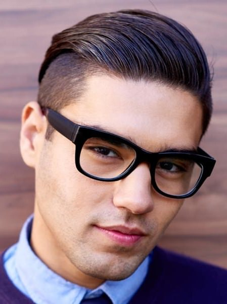 Clean and trendy haircut easy hairstyles for men