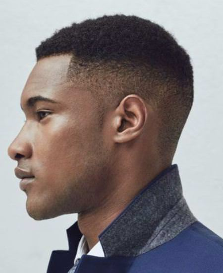 Fade haircut easy hairstyles for men