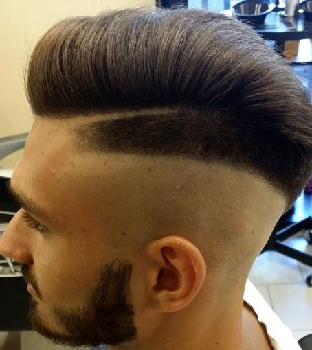 Mohawk haircut easy hairstyles for men