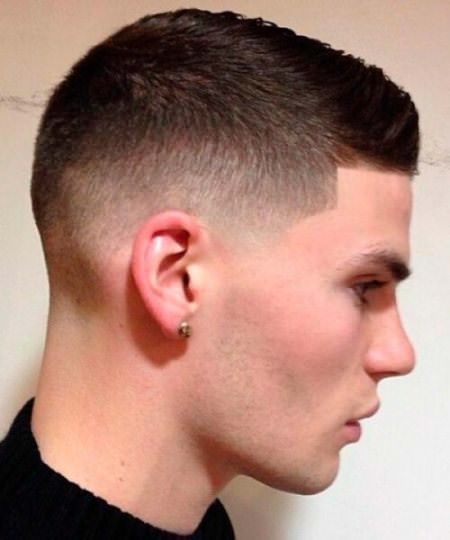 Simple and appealing sporty haircuts for men