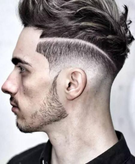 The arch sporty haircuts for men