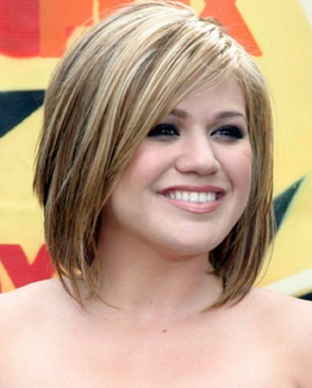 Weightless hair for round face short hairstyles for round faces