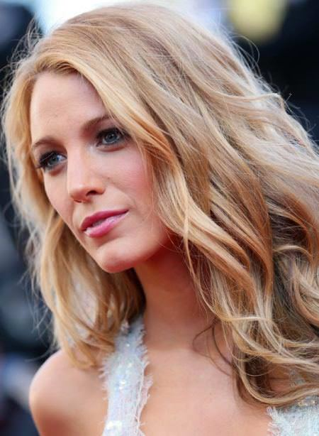 blonde tousled waves blonde hairstyles