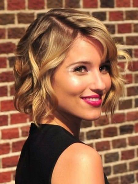 bold wavy haircut short haircuts for added oomph