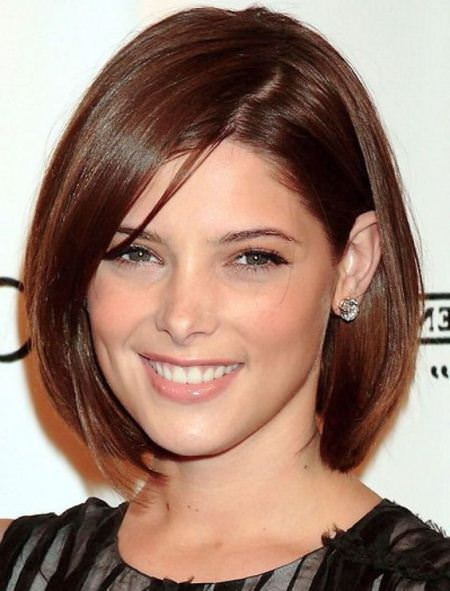 chin length bob haircuts for fine hair