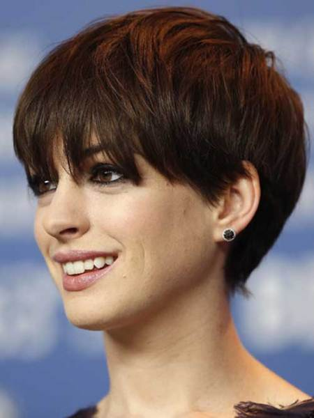 fringed pixie short haircuts for thick hair