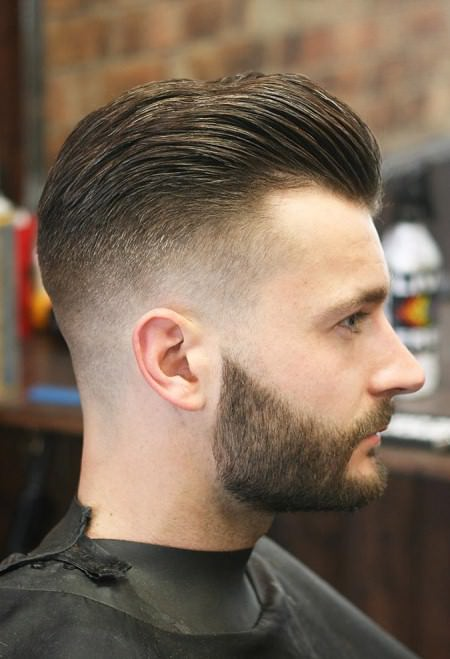 haircut with skin fade sporty haircuts for men