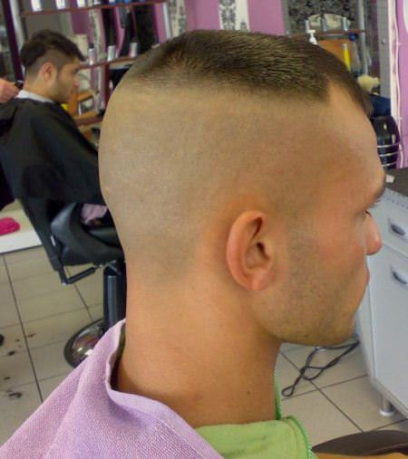 high and tight fade black men hairstyles