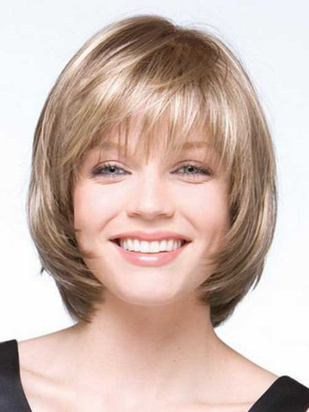 layered bob haircuts for fine hair