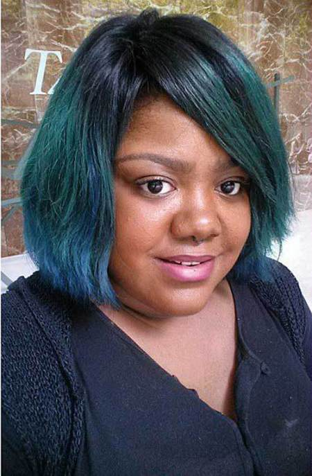 mermaid bob haircuts for round faces