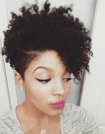 natural hairstyles with closely clipped easy hairstyles for natural hair