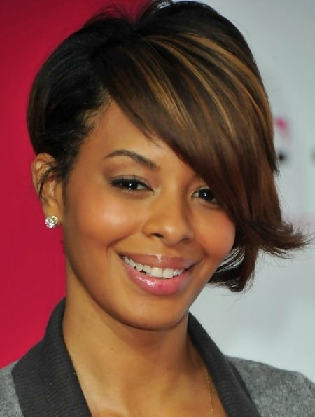 one sided bob hairstyles for women