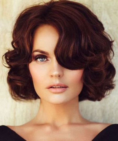 retro bob haircuts for fine hair