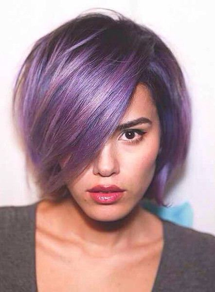 short lavender ombre hair lavender ombre hair and purple ombre