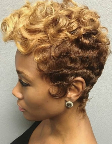 spiral ombre hairstyle black women hairstyles