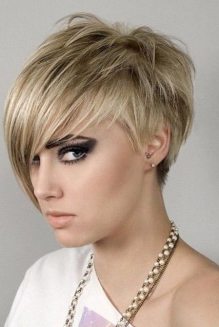 spunk and stylish short haircuts for added oomph