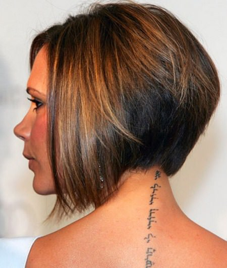 stacked bob hairstyles for women