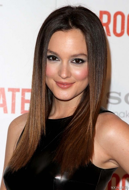 straight and sleek hairstyles for women