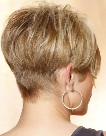 tapered textured bob short haircuts for added oomph