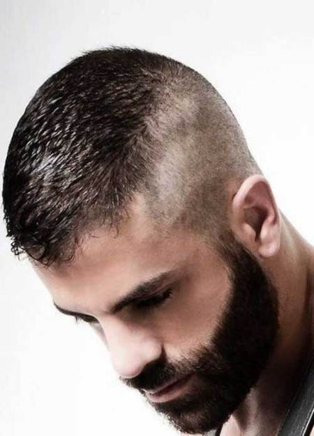 wet brutal high and tight haircuts