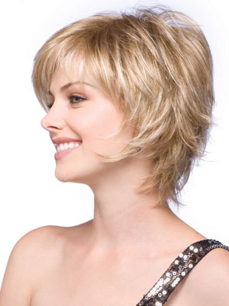 wispy short bob haircuts for fine hair
