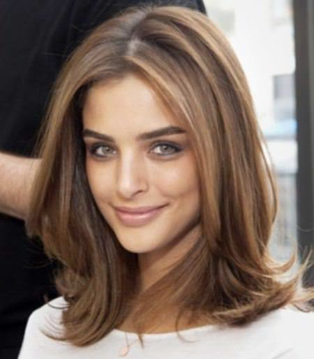 Flip for special ocassion medium length hairstyles for women