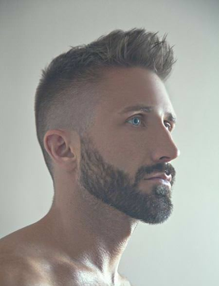 Shaved and sexy skin fade haircuts