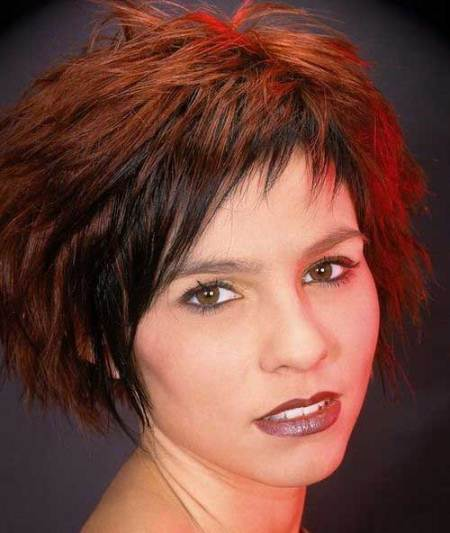 choppy layered bob hairstyles for thick hair