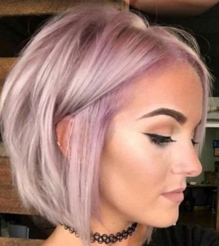 color statement hairstyles for thin hair
