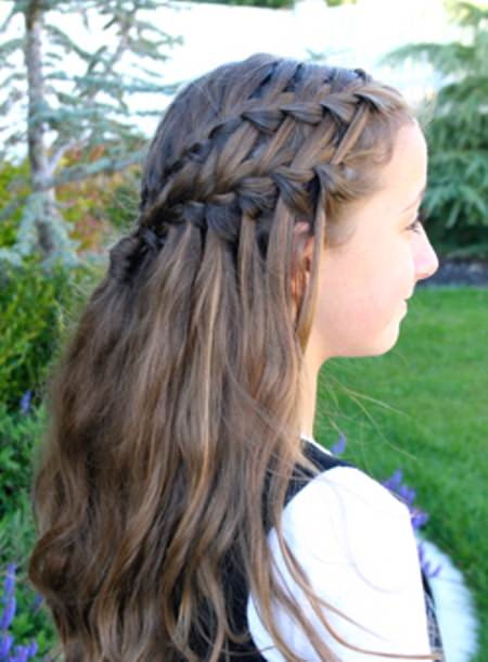 double the braid hairstyles for straight hair