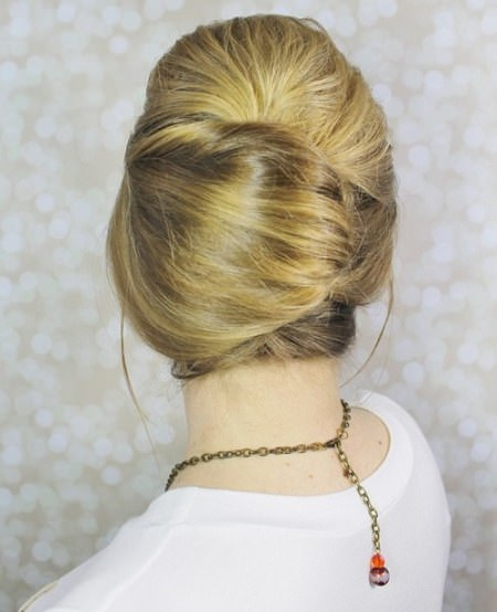 french twists valentines day hairstyles