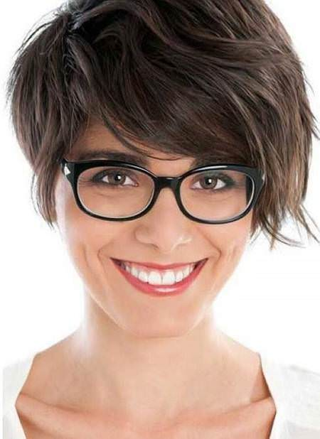 grown out pixie short hairstyles for thick hair
