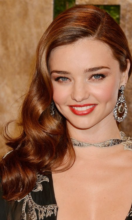 hollywood waves valentines day hairstyles