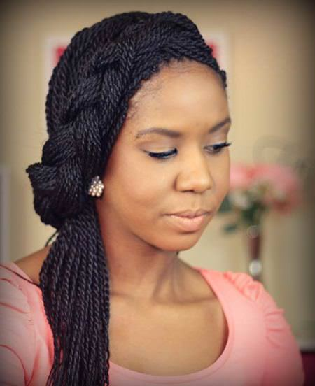 long back twist braid styles to try this seaon