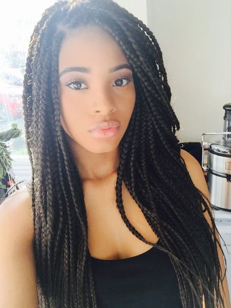 long braids for black hair french braids for black women