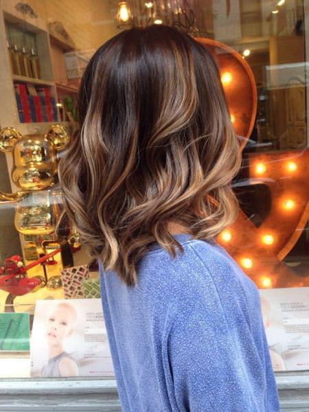 ombre balayage short ombre hair ideas for cropped locks