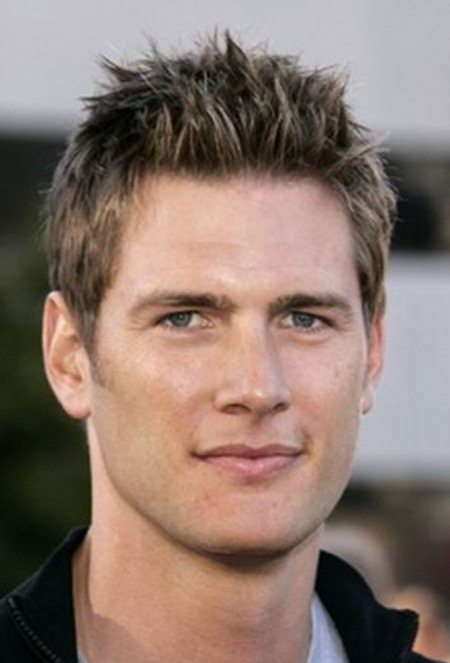 short and spiky short hairstyles for men