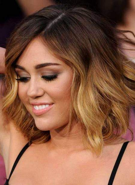 short and sweet ombre bob stylish ombre straight hair