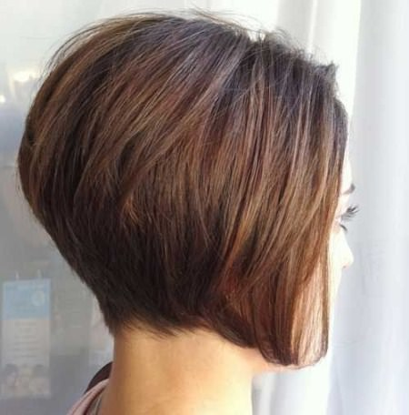 stacked straight short bob straight short hairstyles