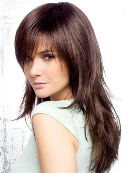 thin layers hairstyles for thin hair