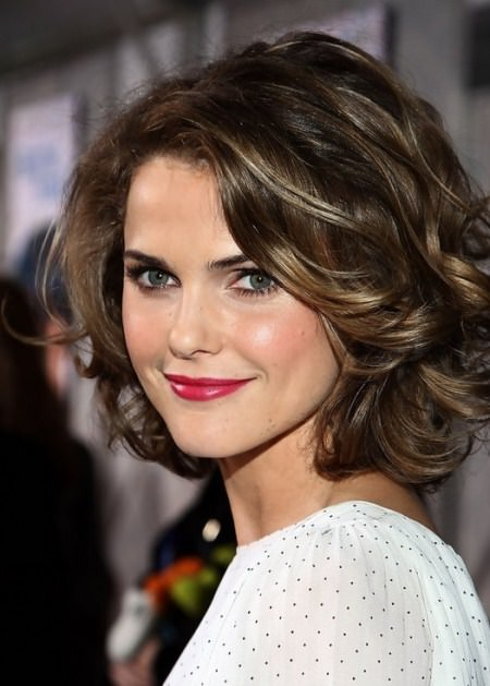 waves hairstyles for short hair