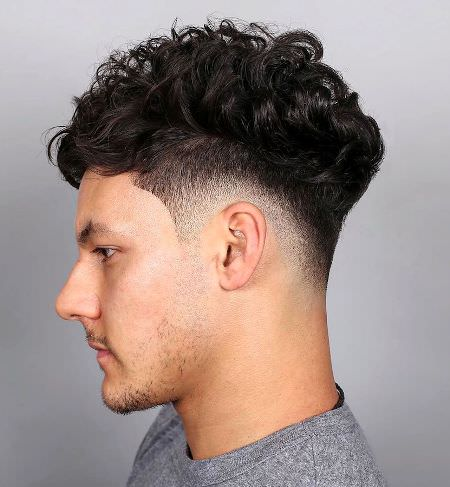 Curls on Top Ideas for Curly Hair